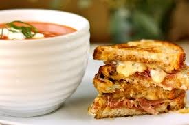Winter Soups & Panini Sandwiches