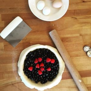 Early Summer Pies and Tarts ~ Chef Frances