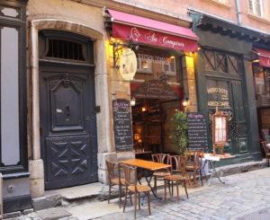 Bistros, Brasseries and Bouchons