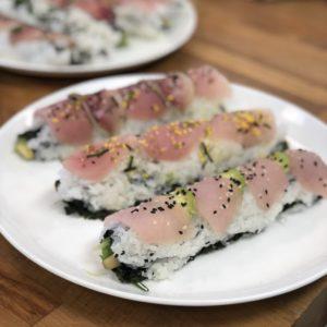 Intro to Sushi ~ Chef Mathew Ettl